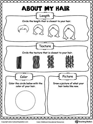 Kindergarten Social Studies Printable Worksheets ...
