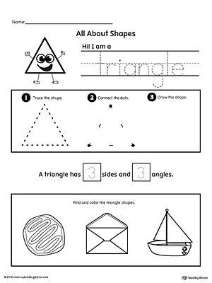 All About Triangle Shapes