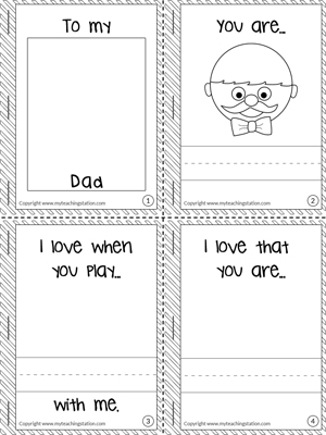 Kindergarten Printable Worksheets | MyTeachingStation.com