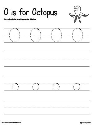 Preschool Writing Printable Worksheets