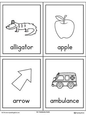 letter e introduction sound vocabulary