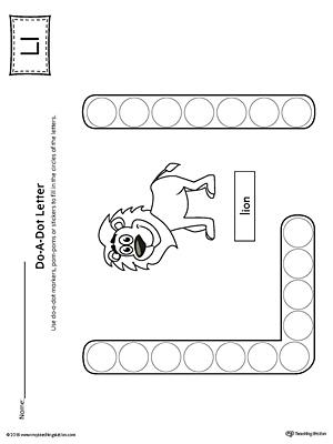 alphabet letter hunt letter l worksheet. Black Bedroom Furniture Sets. Home Design Ideas