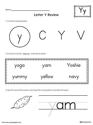 lowercase letter y styles worksheet. Black Bedroom Furniture Sets. Home Design Ideas