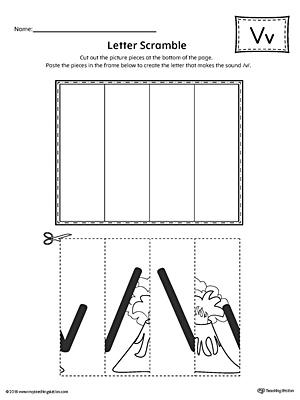Quill Pen Coloring Page further Free Preschool Letter Worksheet V additionally Alphabet Worksheets V furthermore Rhyming Words Worksheet further Letter T As Begin Worksheet X. on preschool letter worksheet v