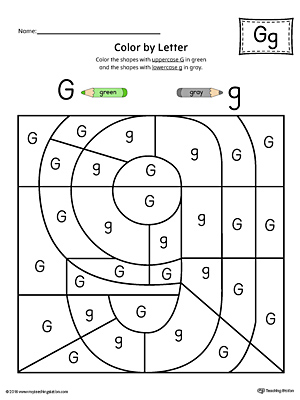 letter g scramble worksheet. Black Bedroom Furniture Sets. Home Design Ideas
