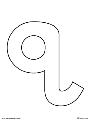 Fabulous image within letter q printable