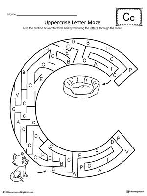 letter case recognition worksheet letter e. Black Bedroom Furniture Sets. Home Design Ideas
