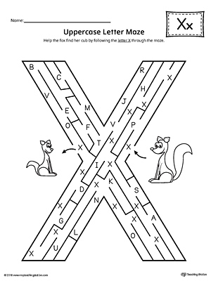 Letters of the Alphabet Teaching Pack - 24 PowerPoint ...