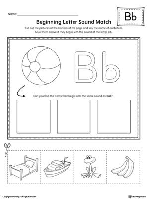letter b worksheets - Bogas.gardenstaging.co