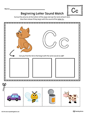 letter c tracing and writing printable worksheet color. Black Bedroom Furniture Sets. Home Design Ideas