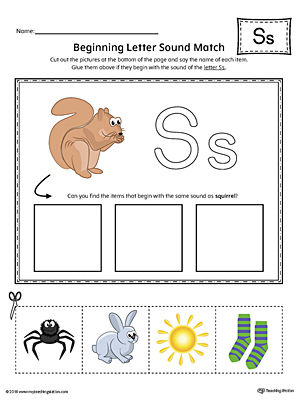 ss preschool worksheets alphabet letter recognition ss best free printable worksheets. Black Bedroom Furniture Sets. Home Design Ideas